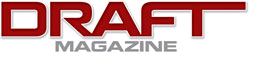 Draft Magazine Logo
